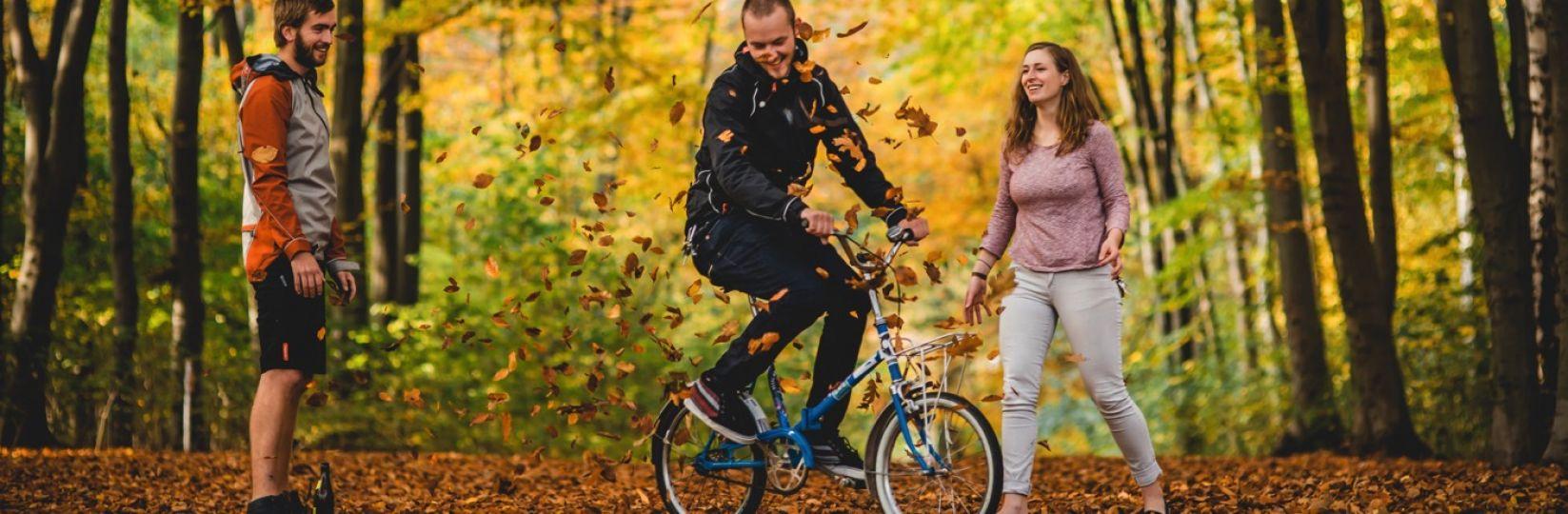 Maßgeschneiderte Fahrradjacken